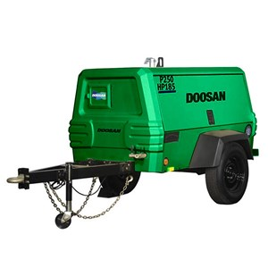 200-299CFM Diesel Air Compressor