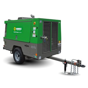 375CFM 125psi Diesel Air Compressor