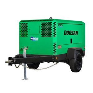 375CFM Instrument Quality 150psi Diesel Air Compressor