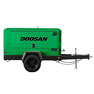 400CFM 200psi Diesel Air Compressor