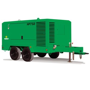 750CFM Instrument Quality 150psi Diesel Air Compressor