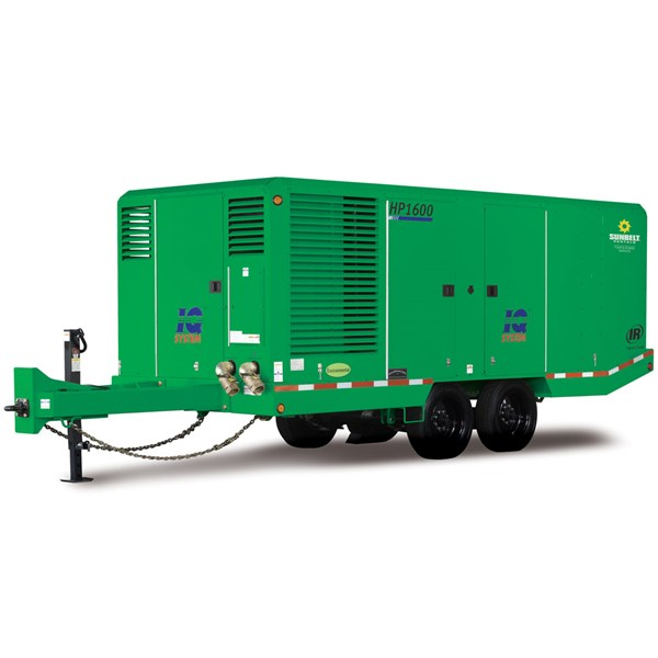 1600CFM 150psi Instrument Quality Diesel Air Compressor