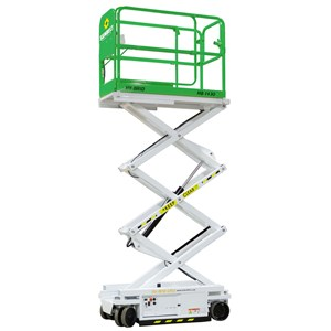 14' Scissor Lift Light Weight