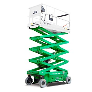 "25-26' Electric Scissor Lift 46"" Wide"