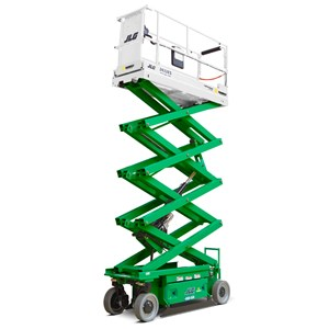 25-26' Electric Scissor Lift Narrow