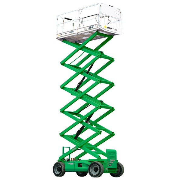37-40' Electric Scissor Lift Wide Srt