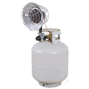 15-22K Btu Lp Radiant Tank Top Heater