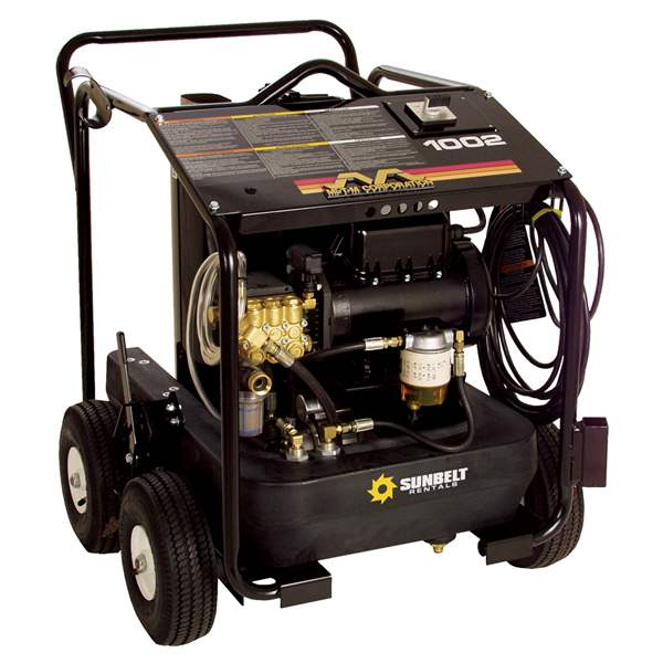 1300psi Electric 110V Hot Water Washer