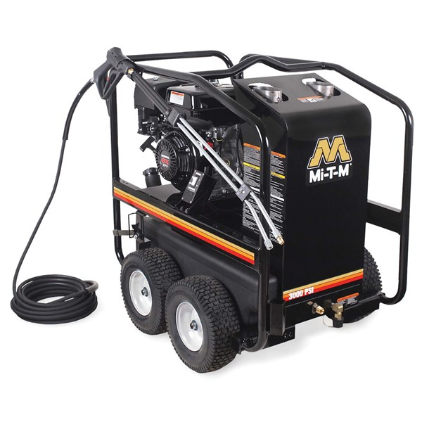 3000psi Gas Hot Water Pressure Washer Rental