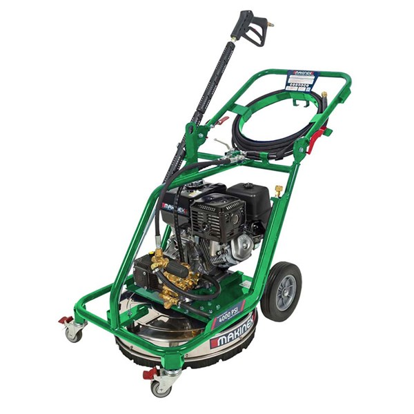 4000psi Dual Pressure Washer