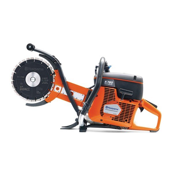Gas Cut & Break Saw