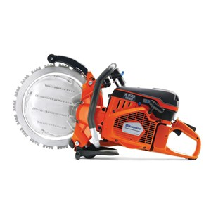 Gas Powered Ring Saw