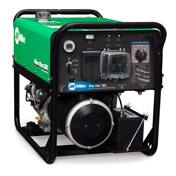 170 Amp Portable Gas Welder Rental