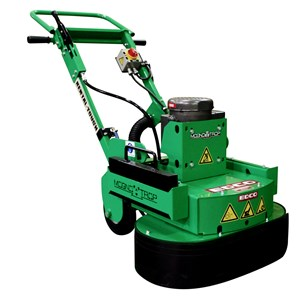 Concrete Grinder Dual Disc Electric