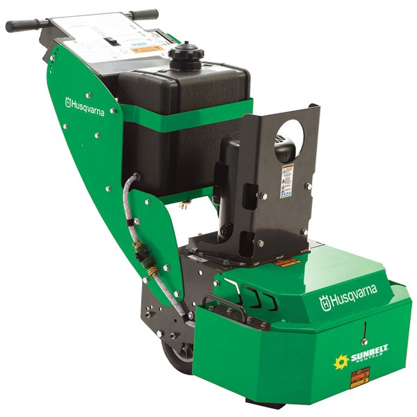 Concrete Grinder Dual Disc Gas
