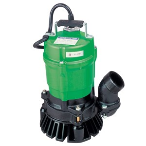 "2"" 1hp Submersible Trash Pump w/Float"