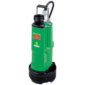 "3"" 2hp Submersible Dewatering Pump 115V"