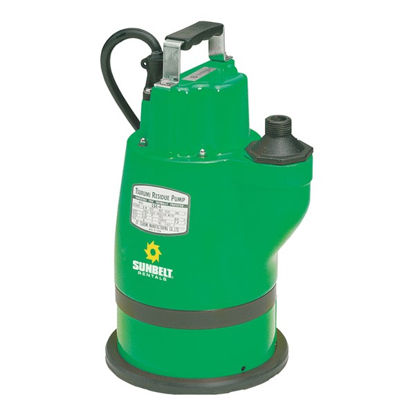 "4"" 20HP 460V Submersible Trash Pump"
