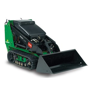 500lb Gas Track Mini Skidsteer