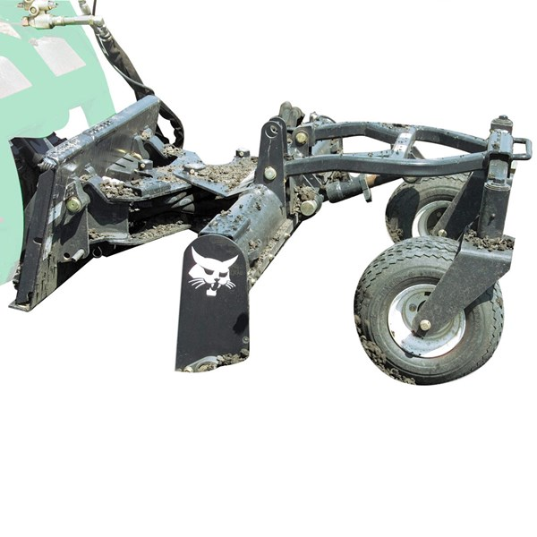 Harley Power Rake Landscape - Large Skidster Rental