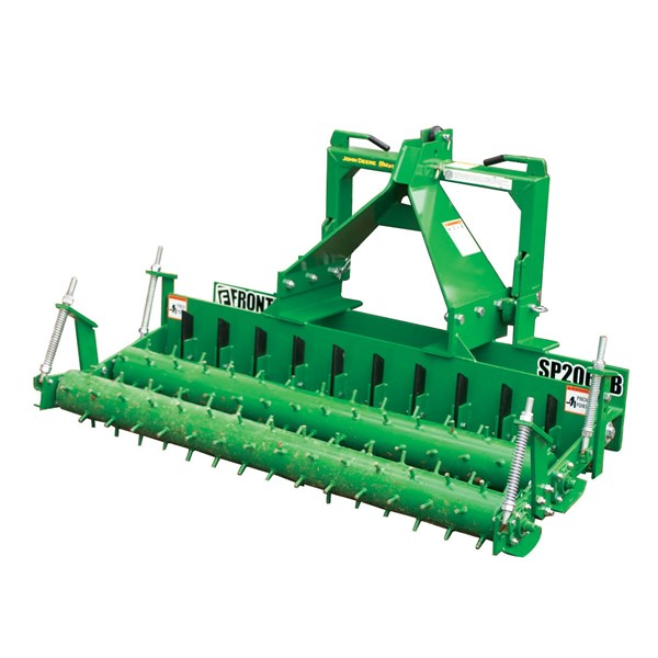 Soil Pulverizer Rental