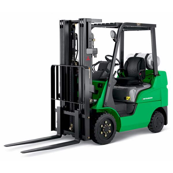 5000lb Industrial Forklift Gas / Propane