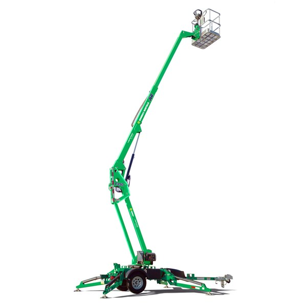 34' Towable Articulating Man Lift