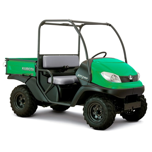 Utility Vehicle 2 Seat 4WD Gas Rental
