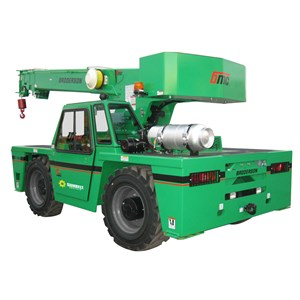 8.5 Ton Carry Deck Crane Gas / Propane