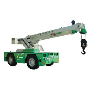 15 Ton Carry Deck Crane Gas / Propane