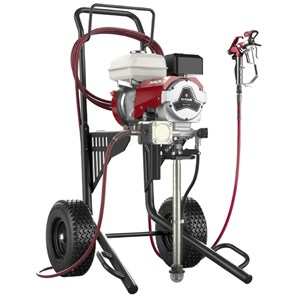 Paint Sprayer Gas