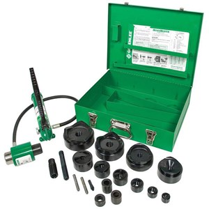 "1/2"" - 4"" Hydraulic Knockout Set"