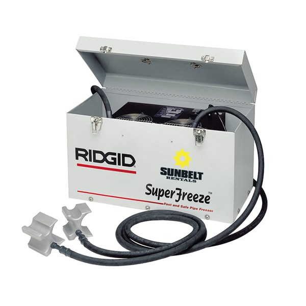 Pipe Freezing Tool Ridgid SF2500 Rental