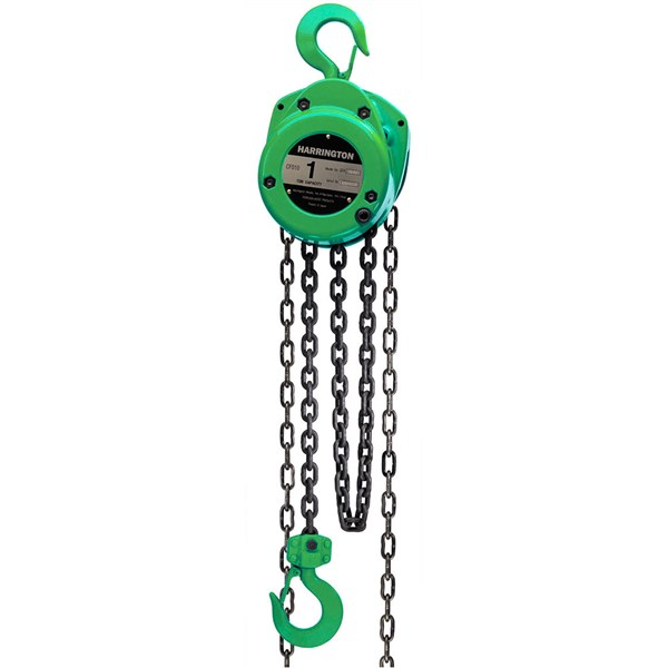 1 Ton Chain Hoist-20' Lift