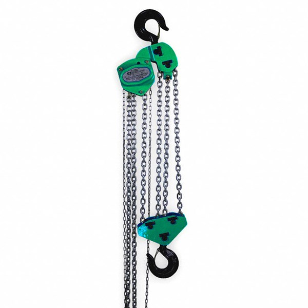 10 Ton Chain Hoist-50' Lift