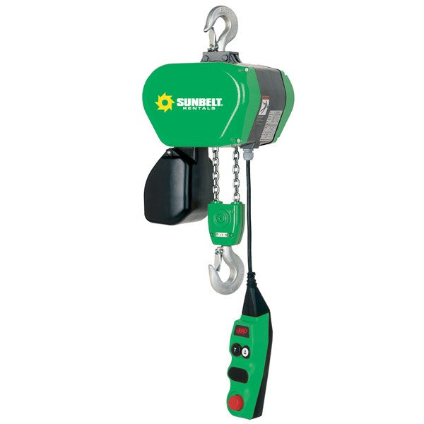 2 Ton Electric Chain Hoist 120V 1PH