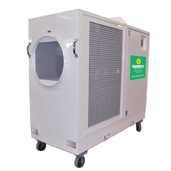 10 Ton Air Conditioner 208V 3PH Portable