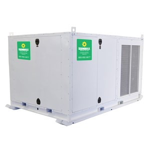15 Ton A/C w/Heat & Dehumidifier 480V 3PH