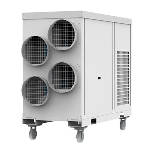 12T Air Conditioner/Dehu w/Heat 230V 3PH