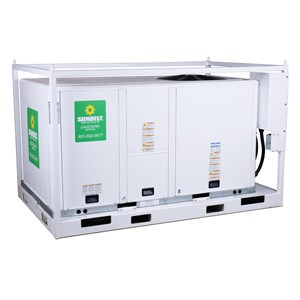 25 Ton Air Conditioner w/Heater 480V 3PH