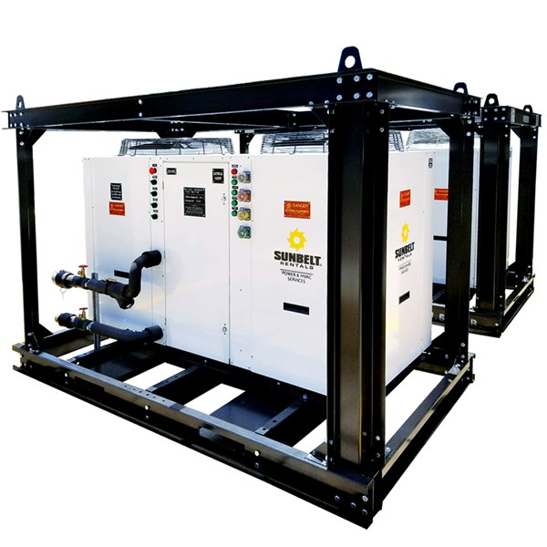 10 Ton Scroll Chiller