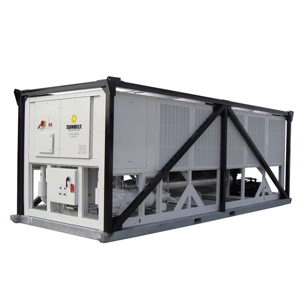 200 Ton Screw Chiller