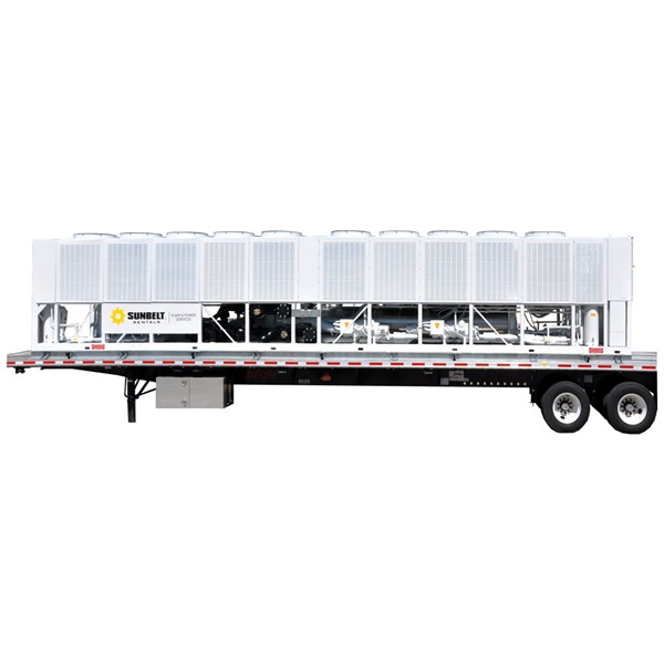500 Ton Screw Chiller
