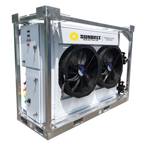 20 Ton Low Temperature Air Handling Unit