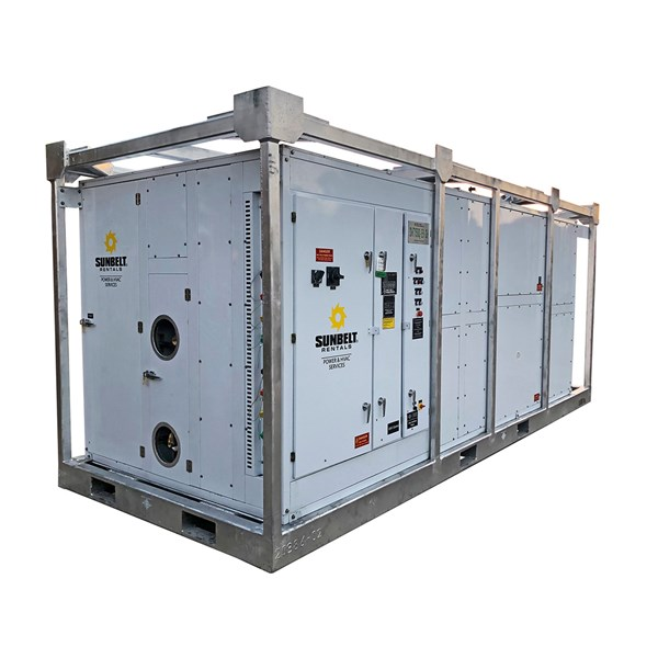150 Ton Air Handling Unit