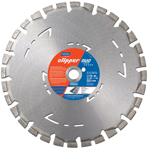 "18"" Diamond Blade Asphalt"