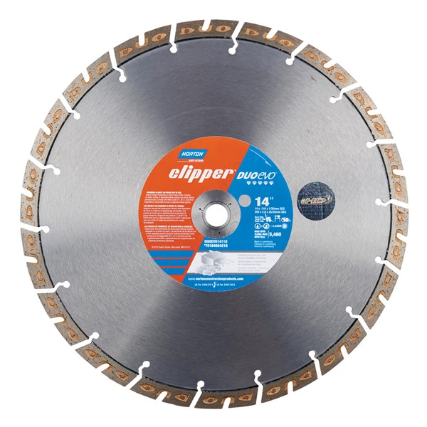 "20"" Diamond Blade Concrete"