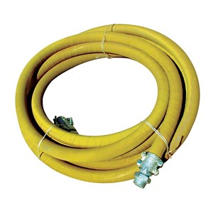 "2"" x 10' Air Compressor Hose"