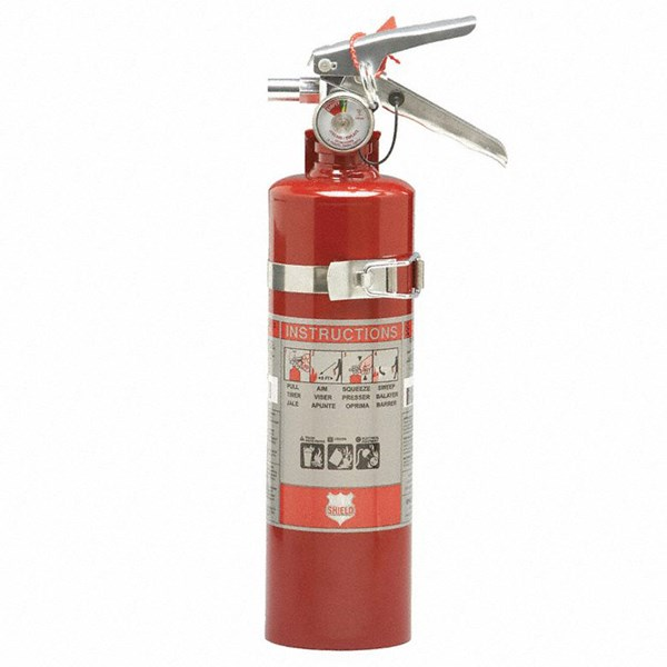 Fire Extinguisher 2.5lb - 5lb