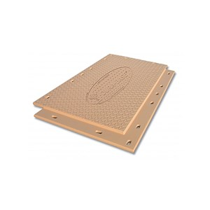 Dura-Base Mat - 8x14ft Tan